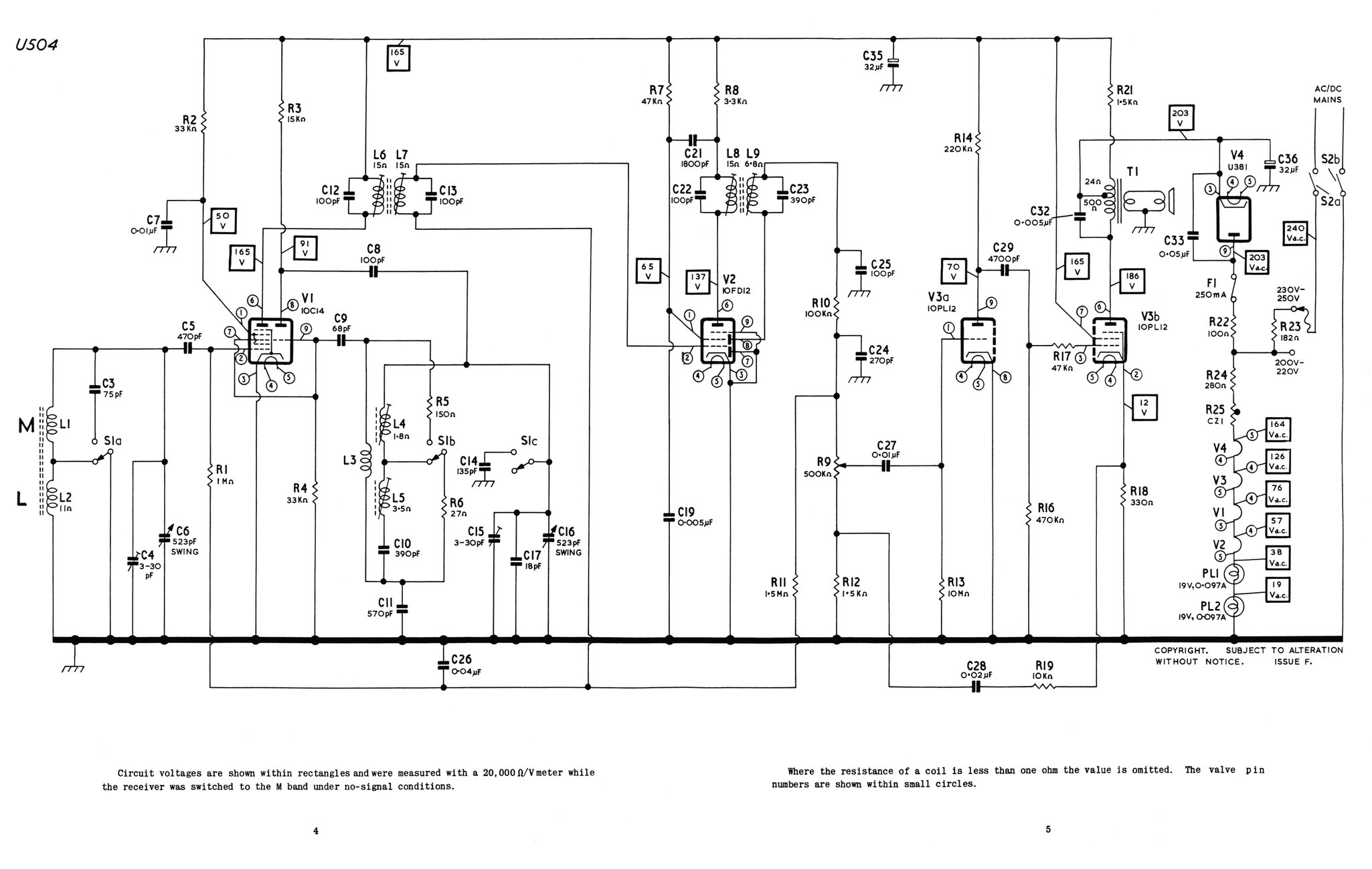 Schemview in addition GR81Schm moreover 2 Way Speaker Box Design further Panasonic 3 band radio cassette re also Elac miraphon 50h50. on schematic of a radio